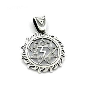 Чертог Орлав с ушком Символ Велеса