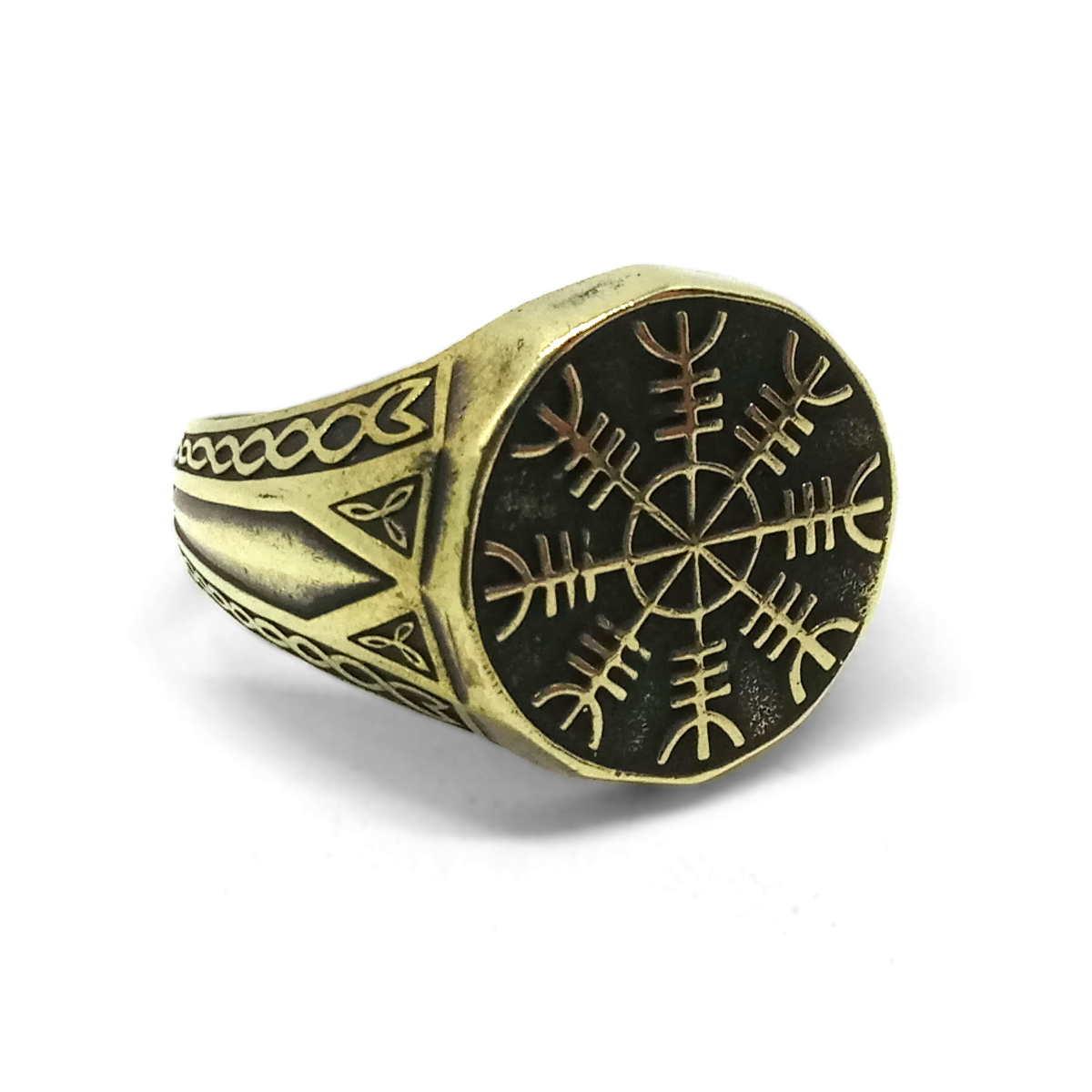 Перстень Агисхьяльм