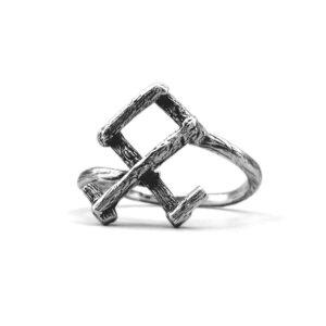 Кольцо Руна Одал