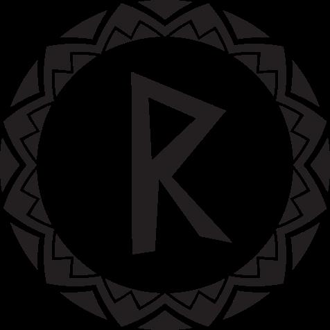 Руна Райдо Raido